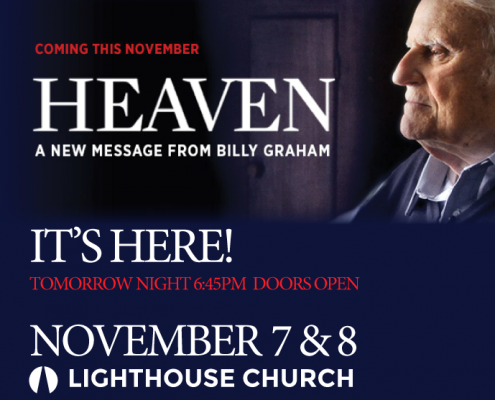 Billy Graham Evangelistic Video